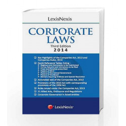 Corporate Laws by Editors Book-9789351432036