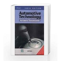 Automotive Technology:Automatic Transmissions by Jack Erjavec Book-9788131514214