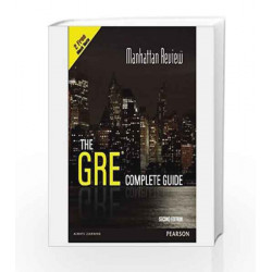 The Gre Complete Guide by NA Book-9789332537866